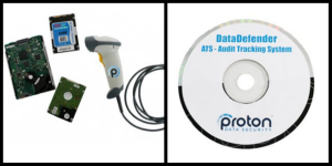 Proton Datadefender Degaussing Tracking System